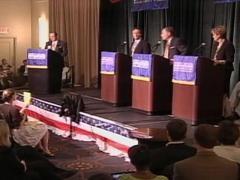 Senate candidates' forum