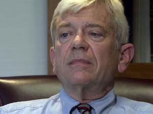 Ralph Gable was fired from his job at the State Board of Elections in July 2010 over allegations of sexual harassment.