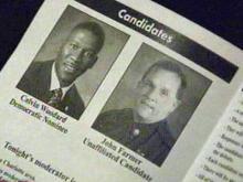 Wilson sheriff candidates debate