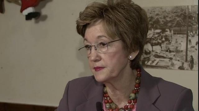 Secretary of State Elaine Marshall