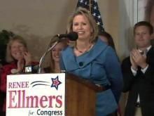 Renee Ellmers victory speech