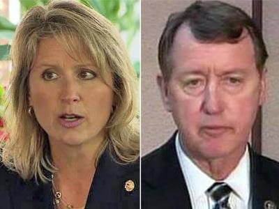 Renee Ellmers, Bob Etheridge