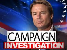 John Edwards investigation graphic