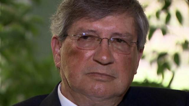 Former North Carolina House Speaker Jim Black reflects on his fall from power and his life after federal prison during an April 4, 2011, interview at his Matthews home.