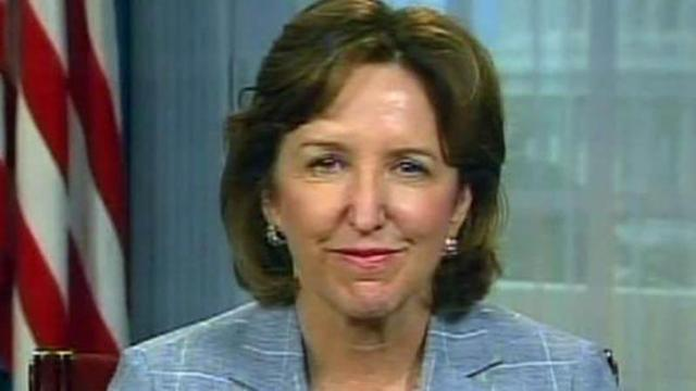 U.S. Sen. Kay Hagan