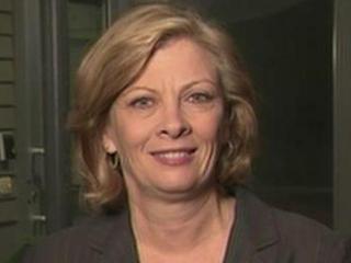 Raleigh Mayor-elect Nancy McFarlane