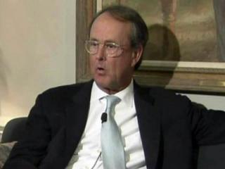 Former UNC President Erskine Bowles