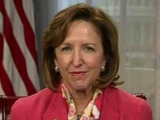 Sen. Kay Hagan, D-N.C.