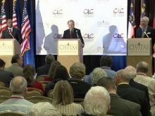 Economy theme of GOP Congressional debate