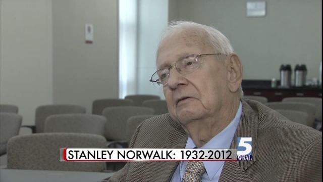 Stanley Norwalk was a Wake County Commissioner from 2008-2011.