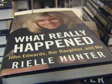 Rielle Hunter's book