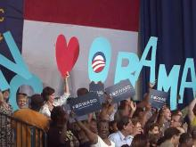 8/1/12: First lady asks supporters for re-election help