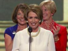 Pelosi, women of House