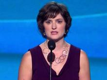 Women's rights activist Sandra Fluke