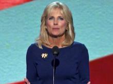 Second Lady Jill Biden