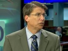 On the Record: Pat McCrory