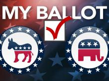 NEW My Ballot logo