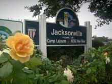 Jacksonville sign