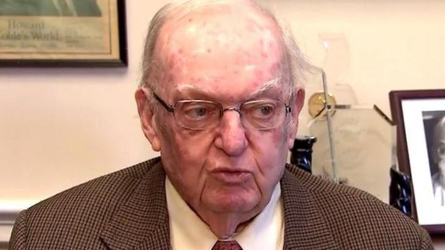 Republican 6th District Congressman Howard Coble