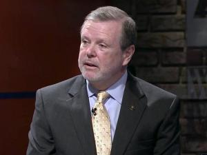 Sen. Phil Berger, the president pro tempore of the state Senate