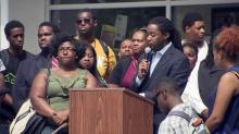 IMAGE: Raleigh college students stage voter drive