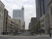 Raleigh downtown generic, Fayetteville Street