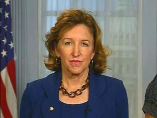 Sen. Kay Hagan, D-NC