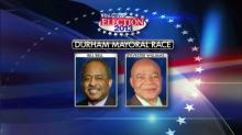 Durham mayoral race