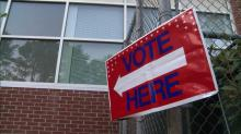 IMAGE: Two Durham deputies turned away from polling location for being in uniform