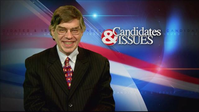 Sean Haugh, Libertarian Senate candidate