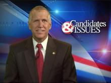 Candidates & Issues: Thom Tillis