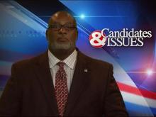 Candidates & Issues: Jonathan Barfield