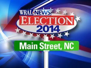 Main Street, NC, logo