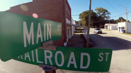 Main Street in Wilson