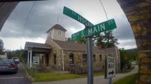 Main Street in Robbinsville