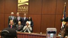 Wake County Board of Commissioners