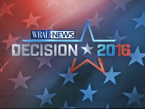 Election/Decision 2016 graphic