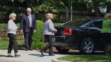 IMAGES: Clinton comes to Raleigh for $2,700-per-plate dinner