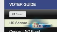 3/5: Early voting, voter ID changes NC primaries