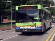 GoTriangle bus