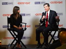 Roy Cooper at ExitEvent