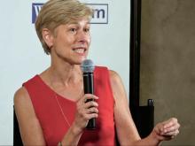 Senate candidate Deborah Ross