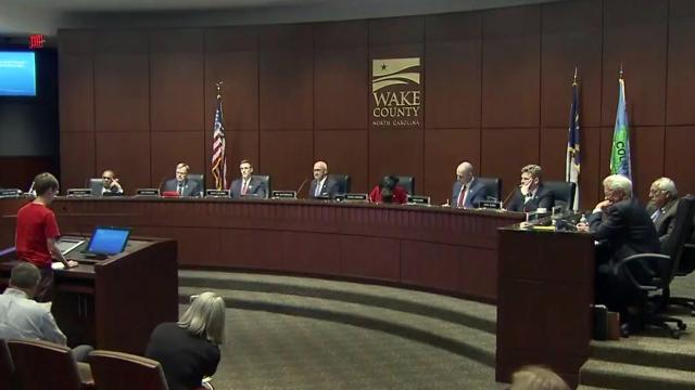 Wake residents say county not giving schools enough money