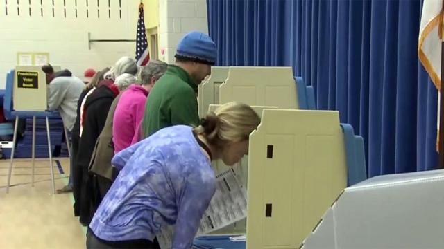 Early voting for 2018 elections begins