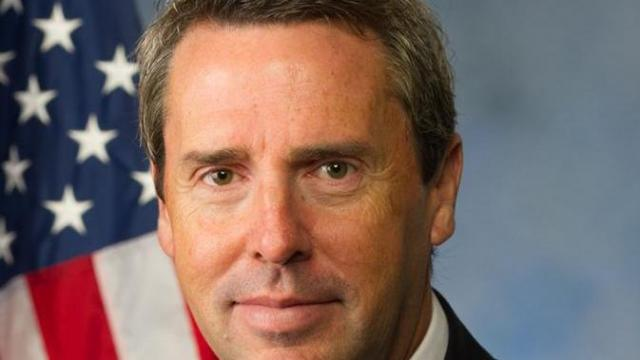 Republican 6th District Congressman Mark Walker