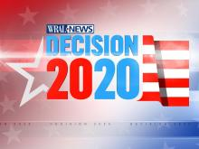 Decision 2020 graphic