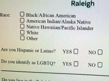 Raleigh City Council application