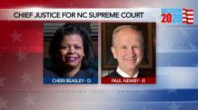 IMAGE: Easy to find flaws in NC chief justice's effort to protest election results