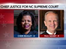 NC Supreme Court race