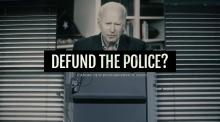 IMAGE: Fact check: Biden didn't say 'yes, absolutely' to defunding police